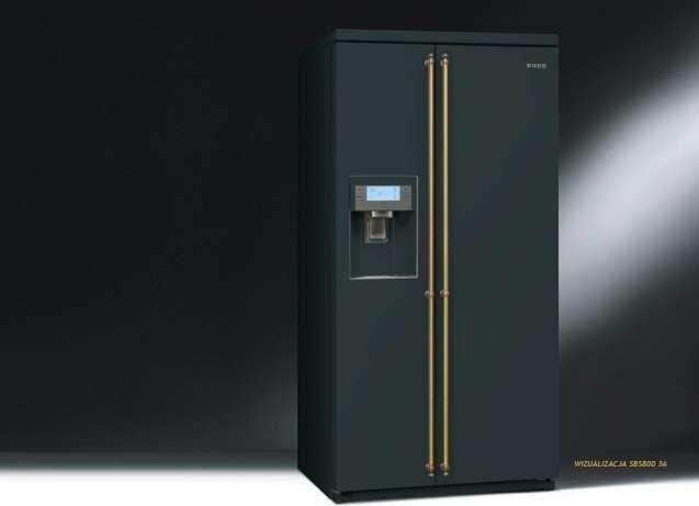 Холодильник SMEG SBS 800A.Распродажа по супер цене!Доставка по УКРАИНЕ