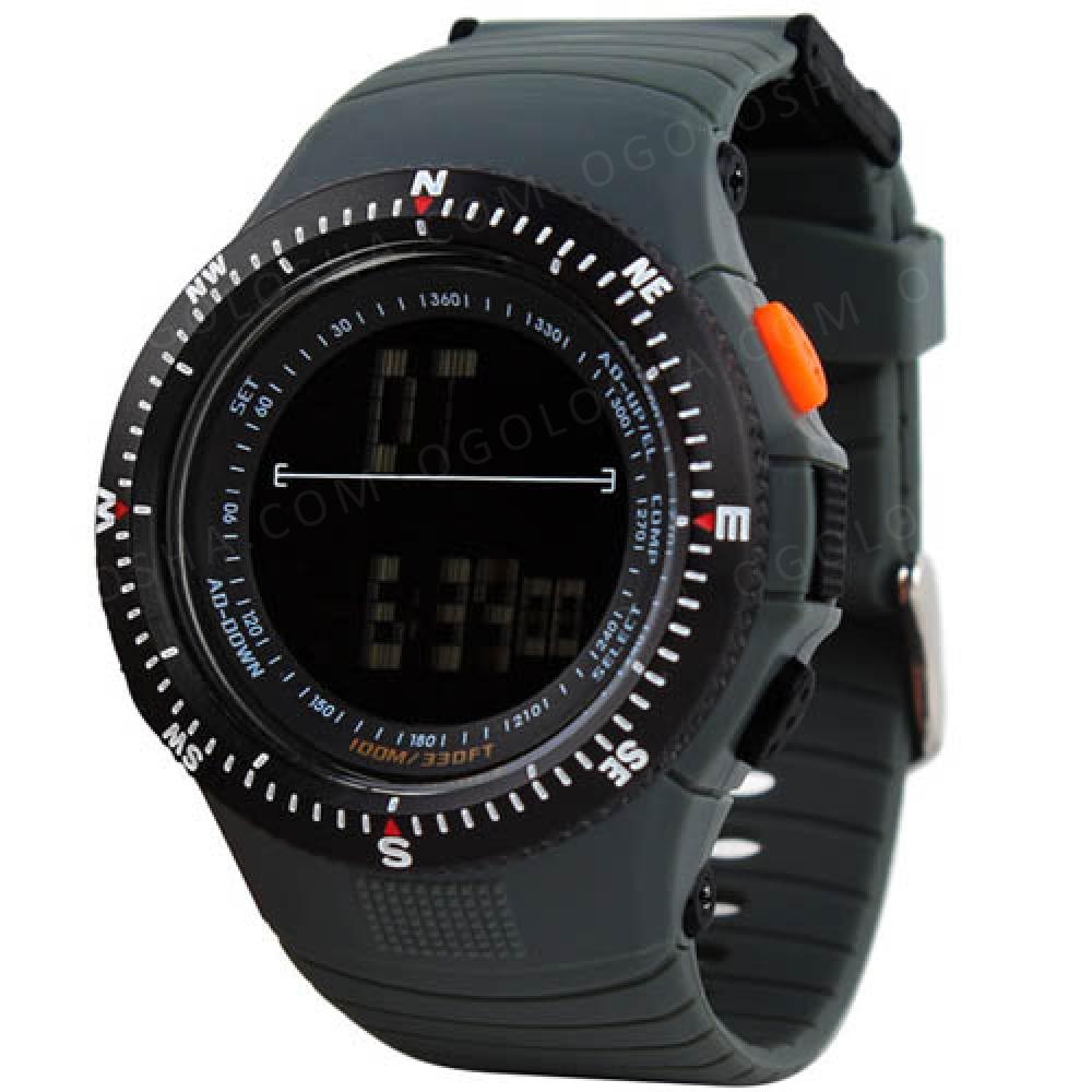 Водонепроницаемые противоударные наручные часы купить