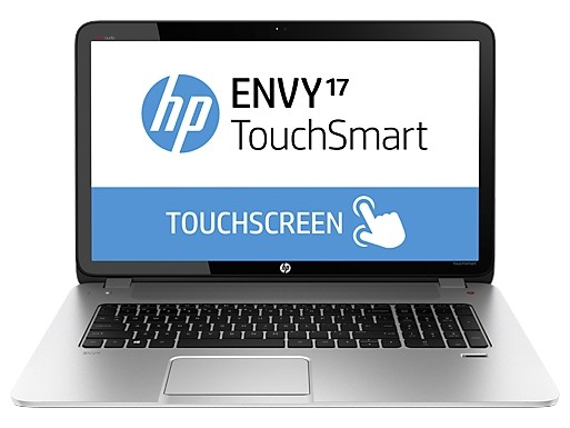 Ноутбук HP Envy TouchSmart 17-j041nr
