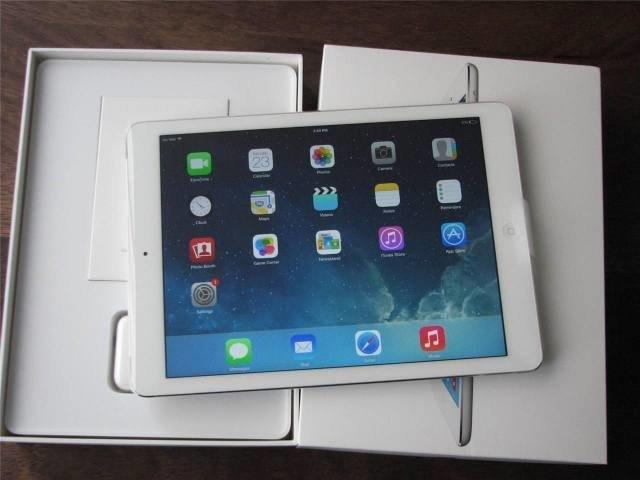 Новые Ipad Air на 64 Гб с 3G. Много! Недорого! Apple. Открытая бронь!