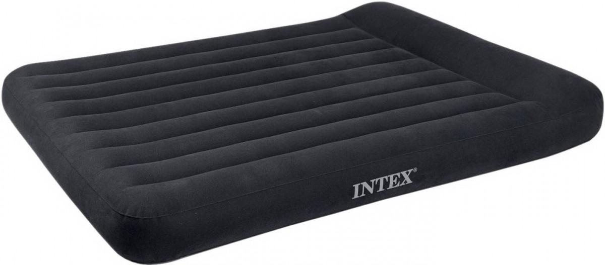 Надувной матрас с подголовником INTEX
