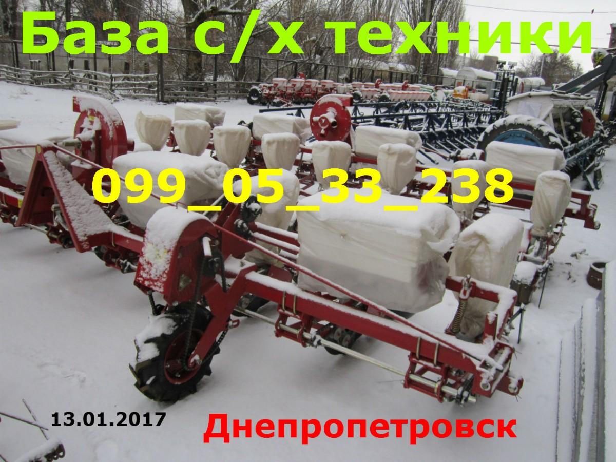 УПС Весна-8, Сеялки Веста СПУ-8,