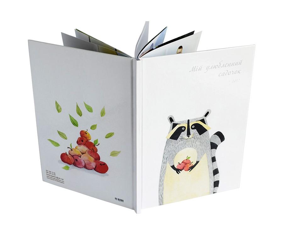 Выпускной альбом /фотокнига для детского сада.