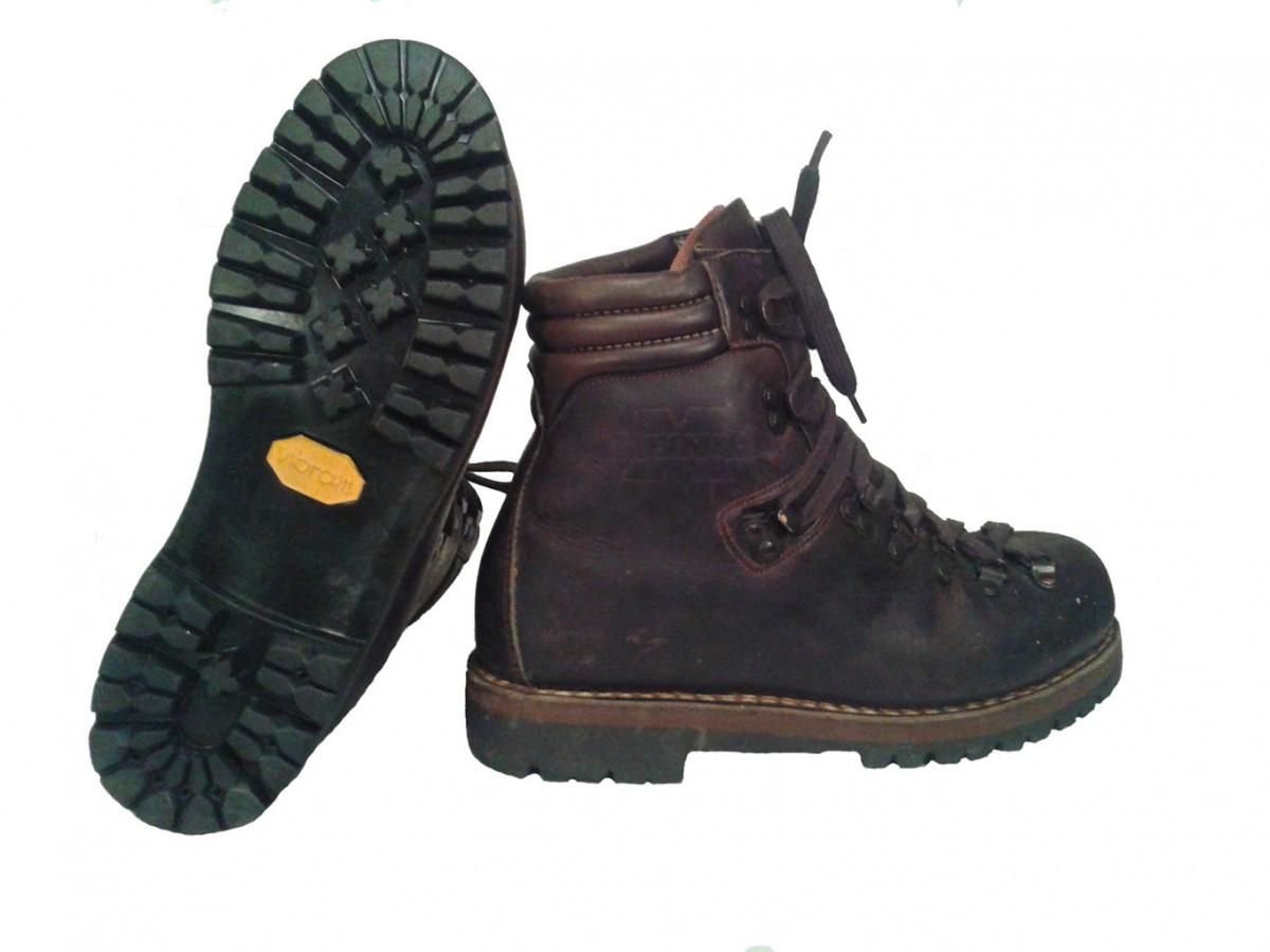 Ботинки горные. размер 41/26.5 см.