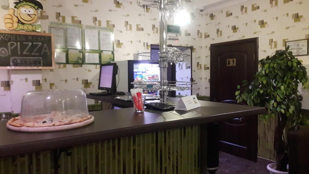Аренда полностью оборудованное кафе (м. Политехнический институт)