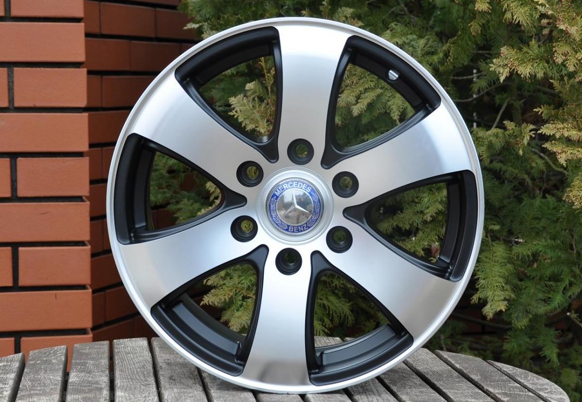 Новые диски R16 6x130 Mercedes sprinter 906, Volkswagen Crafter