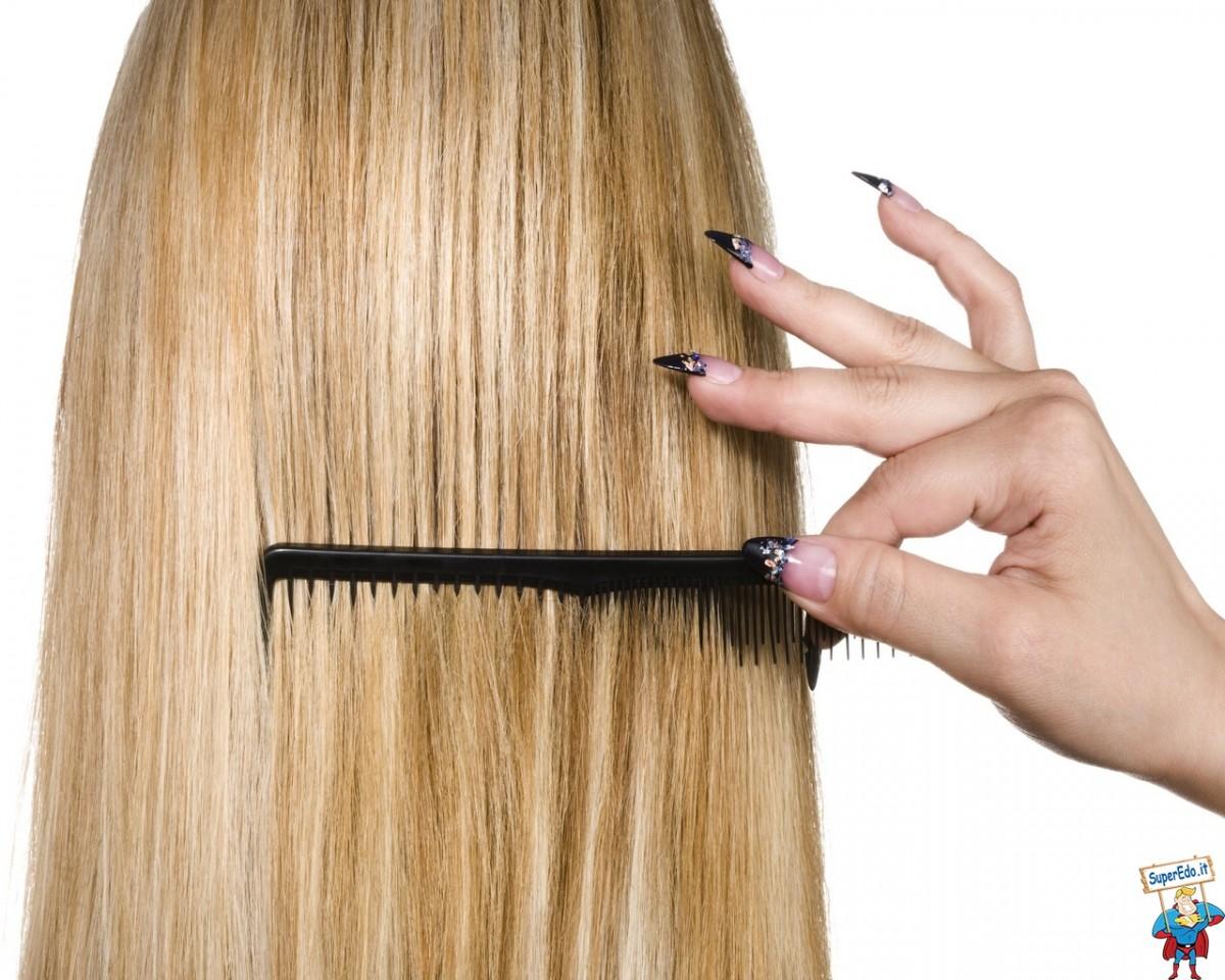 Микрокапсульное наращивание волос по итальянской технологии в Киеве Продажа волос класса ЛЮКС