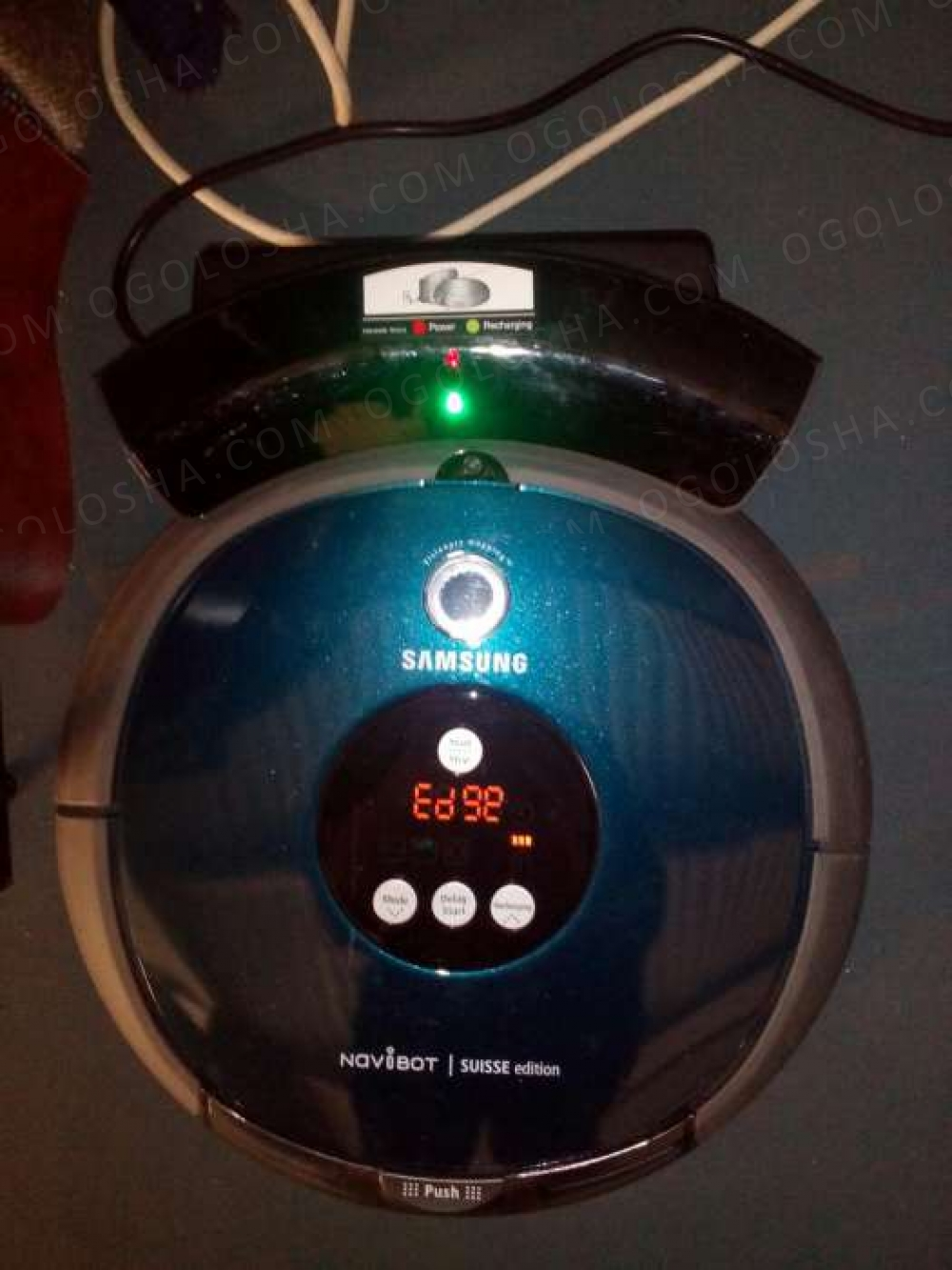 Продам пылесос Samsung Navibot