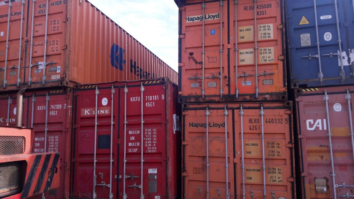 Продам морские контейнеры 20ф и 40ф