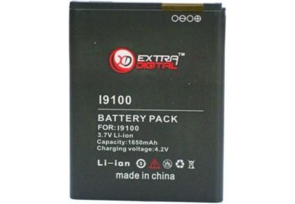 Аккумулятор к телефону Samsung I9100 Extradigital