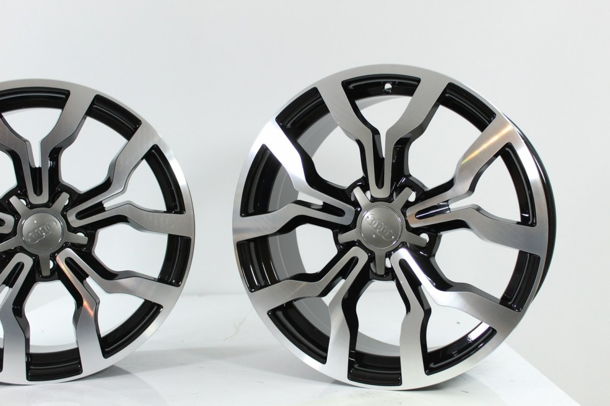 Новые диски R16 R17 R18 R19 5x112 AUDI A4 A5 A6 A7 A8 S7 S8 RS Q5 Q7