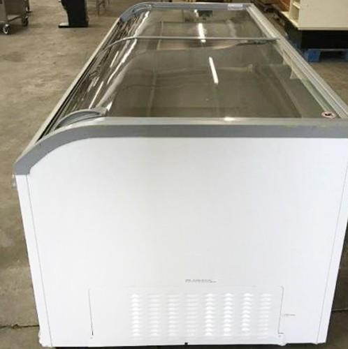 Морозильный ларь бонета бу на 1200 л с Германии AHT Athen