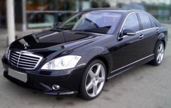 СДАМ В АРЕНДУ - Mersedes-Benz S550 AMG 5,5 бензин, максимальная комплектация.