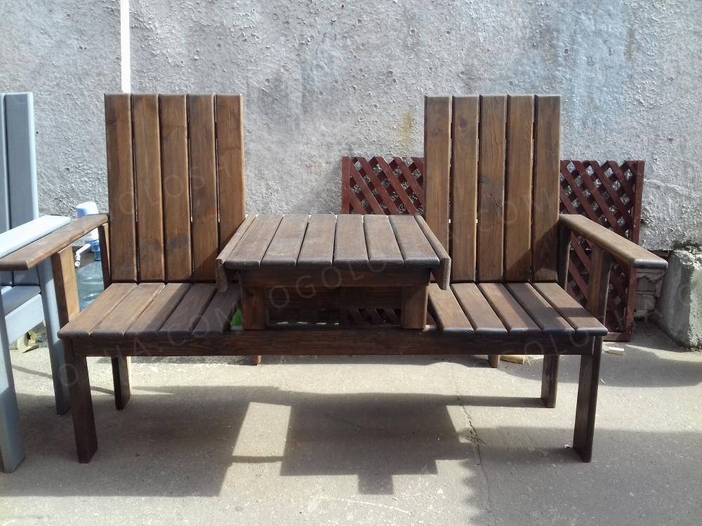 Продается комплект садовой мебели