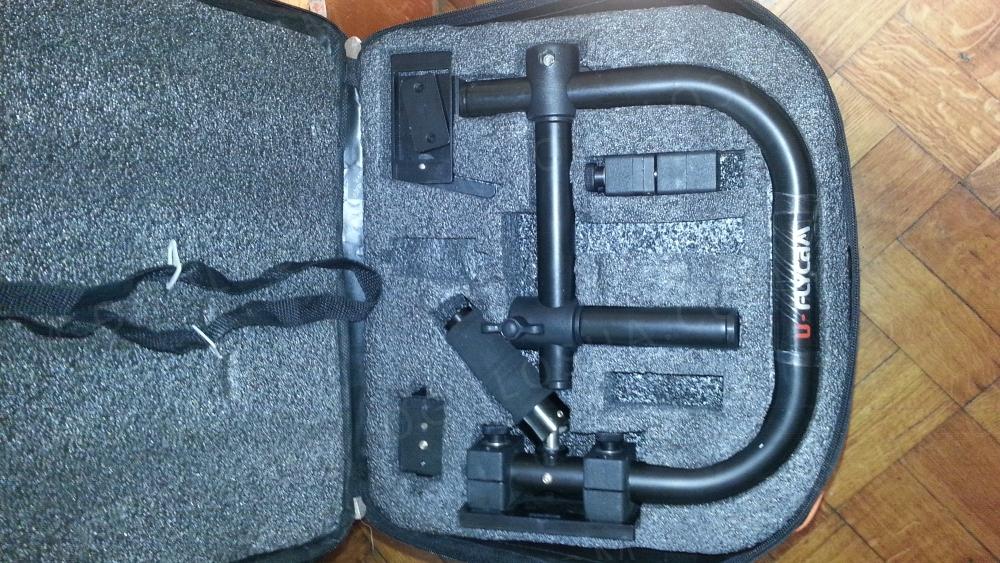 Система стабилизации U-Flycam + площадка + заводская сумка
