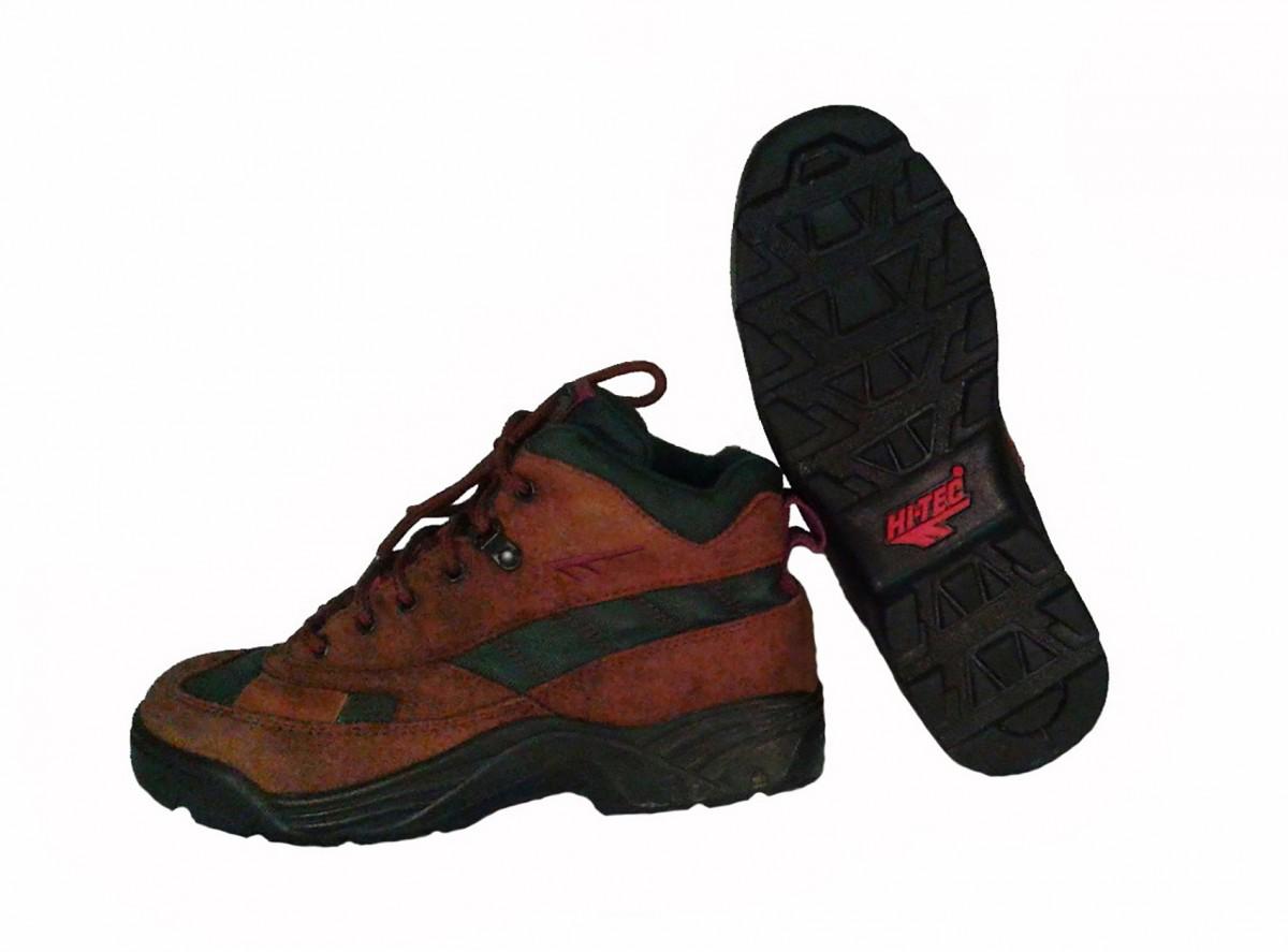 Ботинки треккинговые. Размер 40/26 см.