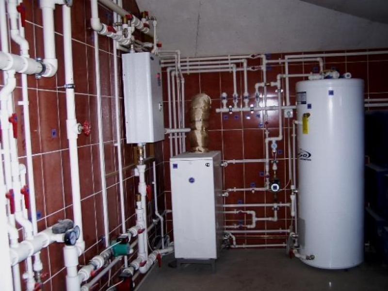 Монтаж, Сантехника, водоснабжение, отопление, теплый пол, канализация.