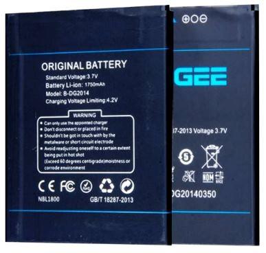 Doogee (B-DG2014) 1750mAh li-ion