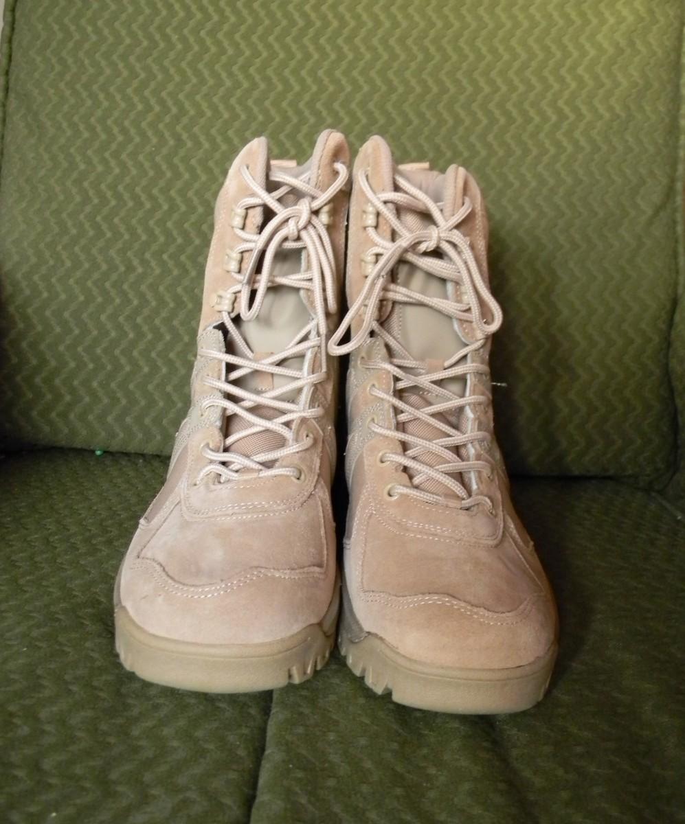 Ботинки полевые 2-го поколения Хаки