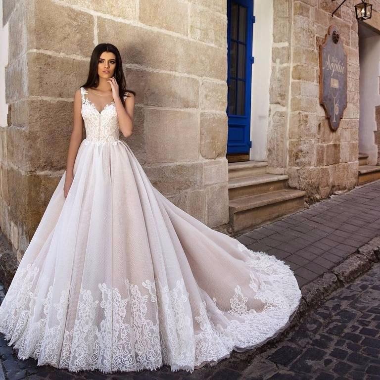 свадебные платья новые картинки инструкция