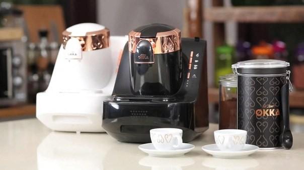 Кофемашина для приготовления кофе по-турецки (туркофе) Arzum Okka
