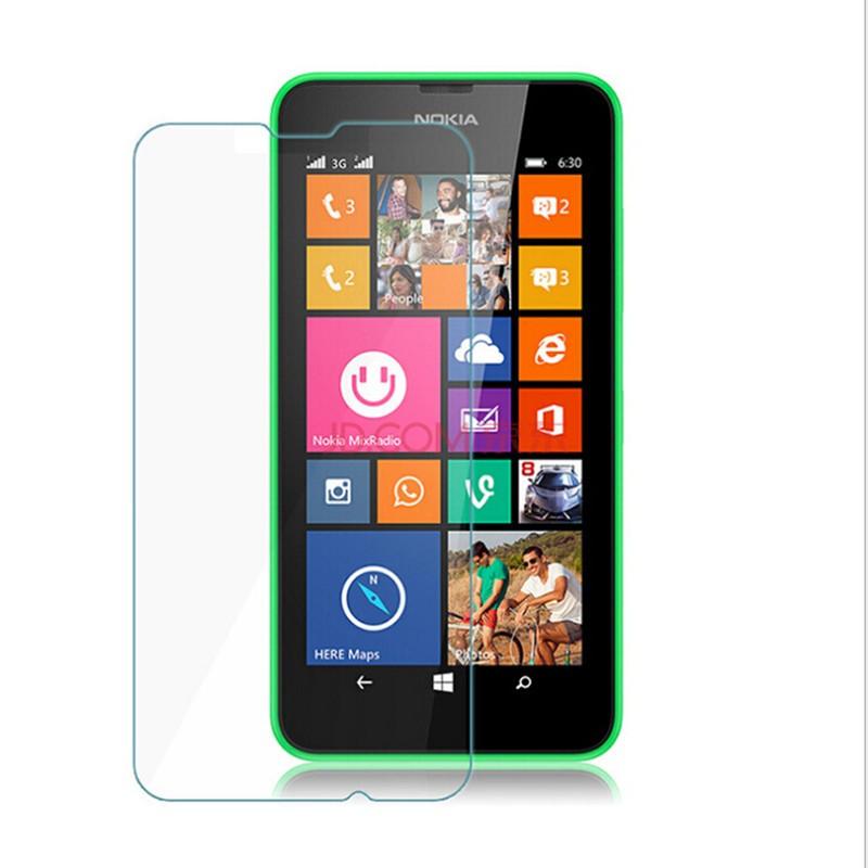 Защитные стекла Microsoft Lumia 630/635