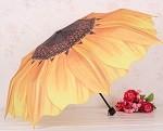 Зонт подсолнух