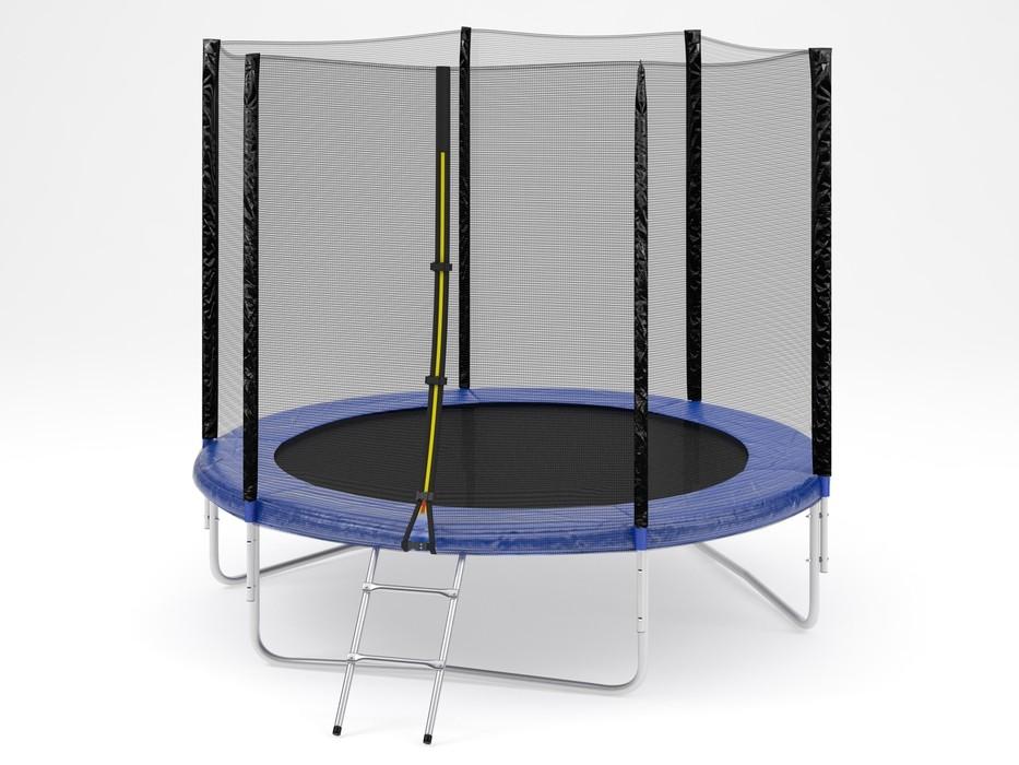 Батут Flimboo 360 см Флимбо Флімбо + сітка + драбинка. Пересилка безкоштовна