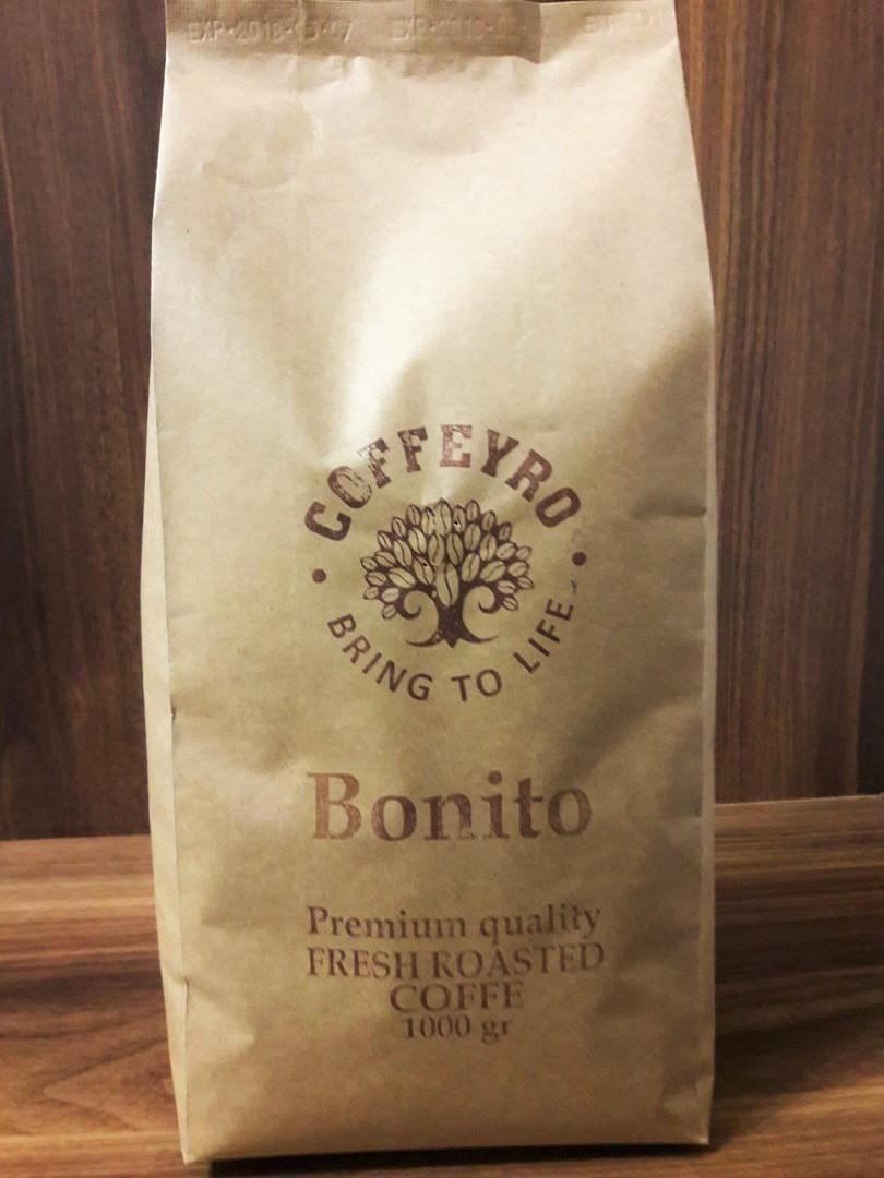 Кофе ТМ Coffeyro Bonito