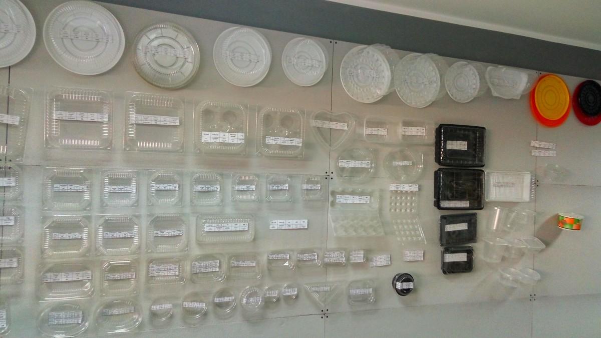 Блистерная упаковка, упаковка для суши от производителя Альфа Пак