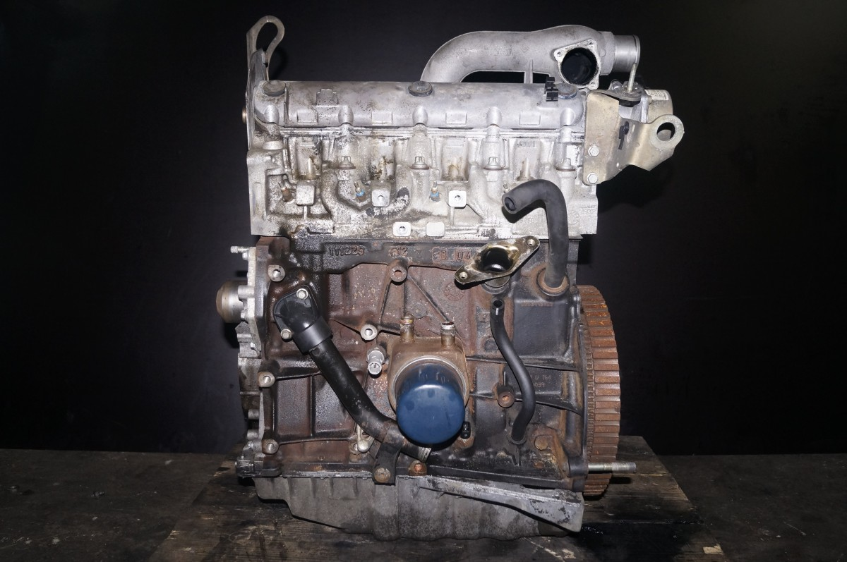 Двигун 1.9dci Opel Vivaro 2001-2006