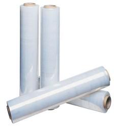 Стрейч пленка прозрачная (белого цвета) 200м