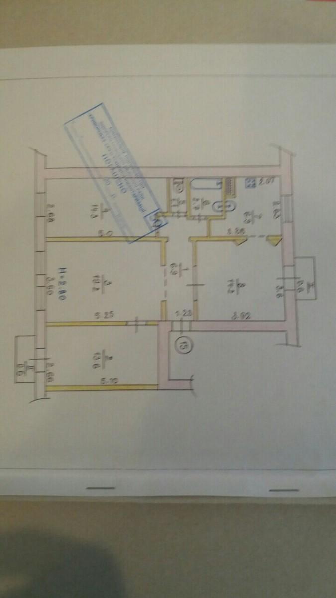 Продам 4х комнатную квартиру с евро ремонтом и Автономкой! (ИН)