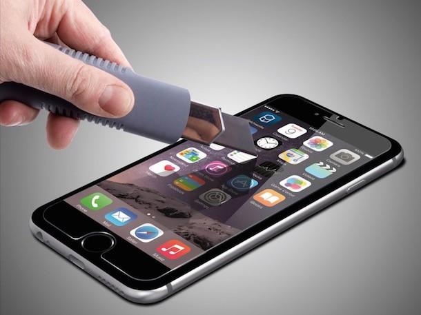 Защитные стекла на Iphone 6 Plus, 6s Plus