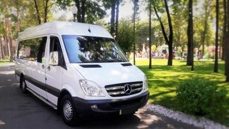 Аренда, заказ Vip микроавтобуса на 22 места