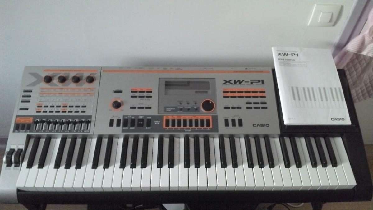 Продам синтезатор Casio XW P1