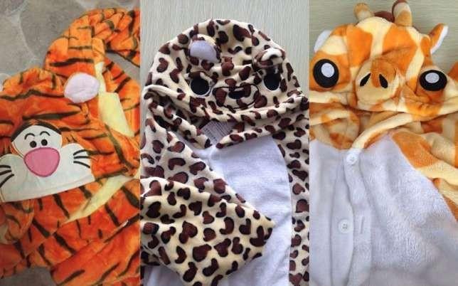 Пижама костюм кигуруми с капюшоном. 570 грн 95cc05fb7579c