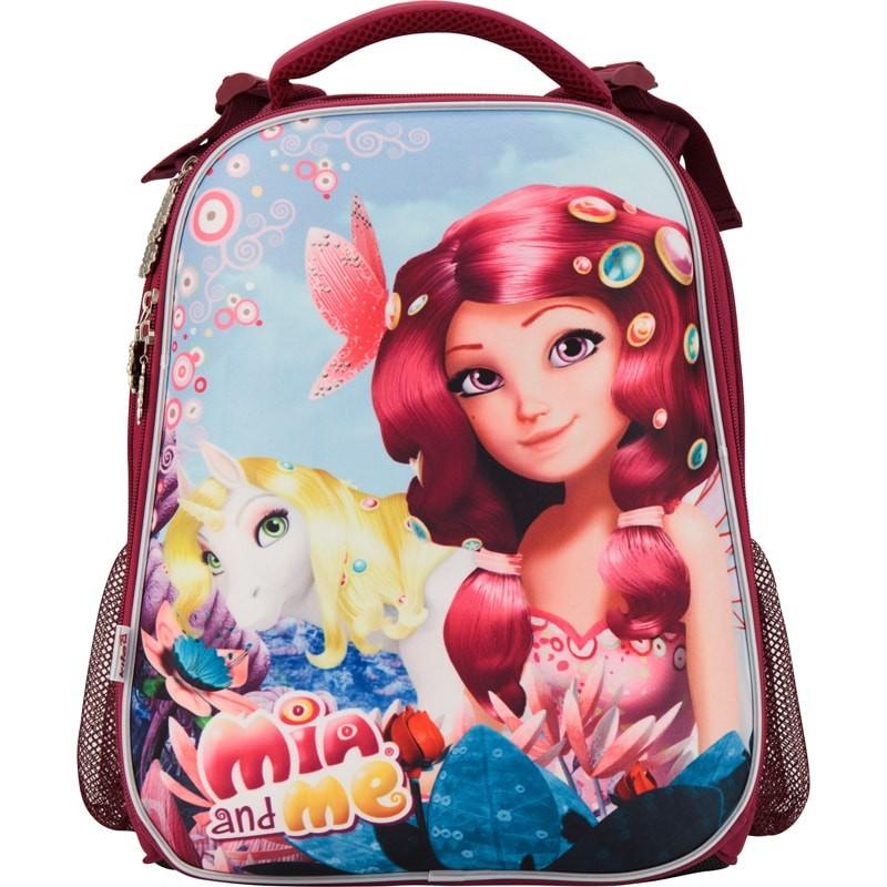 Рюкзак школьный каркасный (ранец) 531 Mia and Me