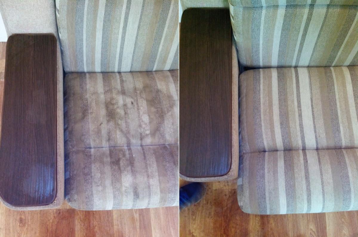 Химчистка мягкой мебели и ковровых покрытий на дому и в офисе, Одесса