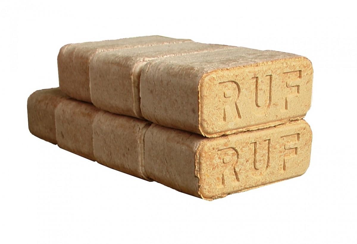 Топливный брикет RUF