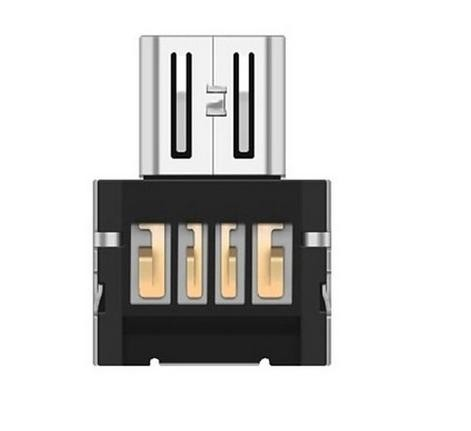 OTG microUSB перехідник з USB