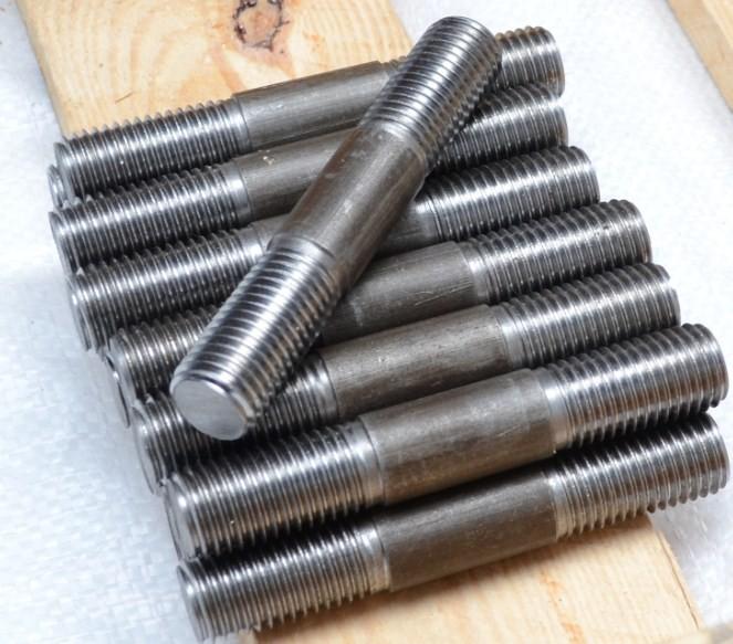 Продам шпильки М36 для фланцевых соединений из нержавейки