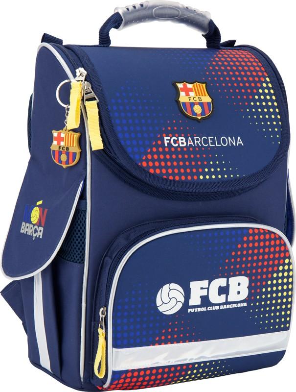Ранец школьный каркасный KITE 2017 Barcelona 501
