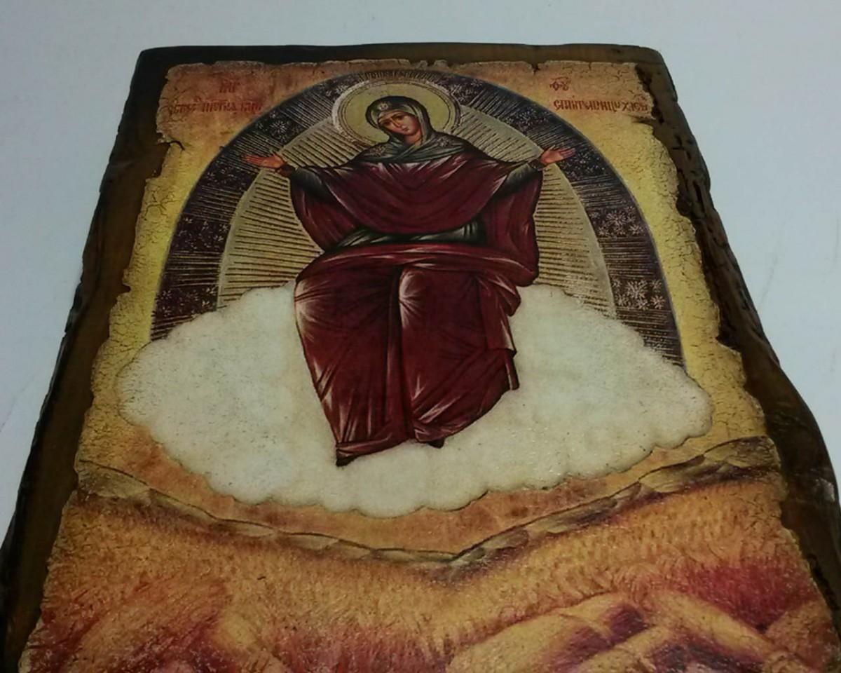 Купить Икону Спорительница Хлебов | Готовые и на Заказ