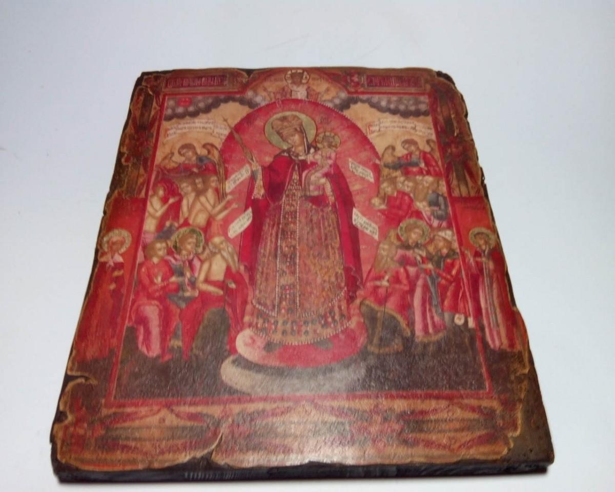 Купить Икону Всех Скорбящих в Радость | Готовые и на Заказ