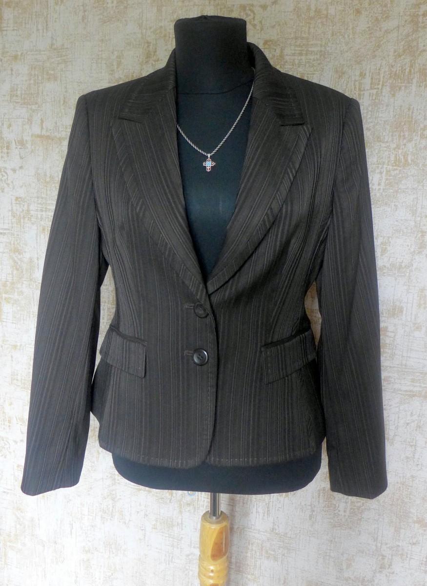 Стильный пиджак Next в идеальном состоянии