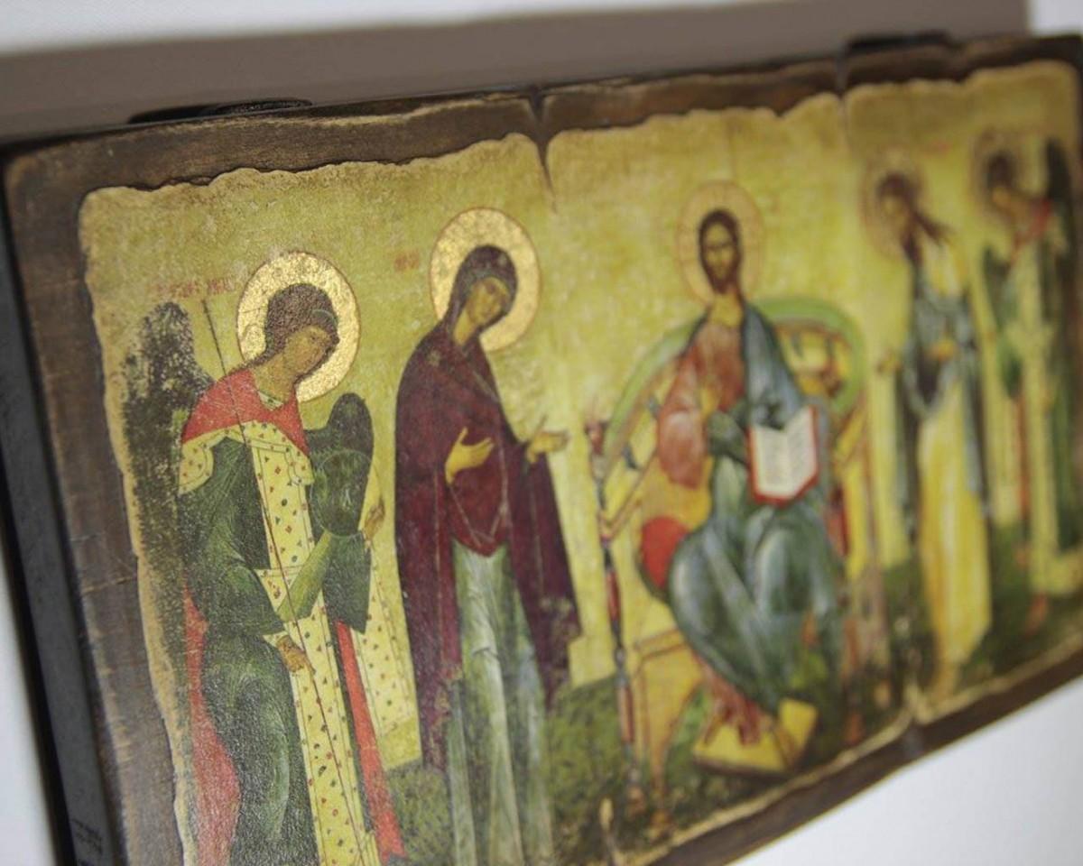 Купить Икону Деисус | Готовые и на Заказ