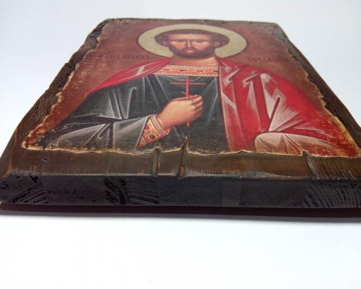 Купить Икону Иоанна Сочавского | Готовые и на Заказ