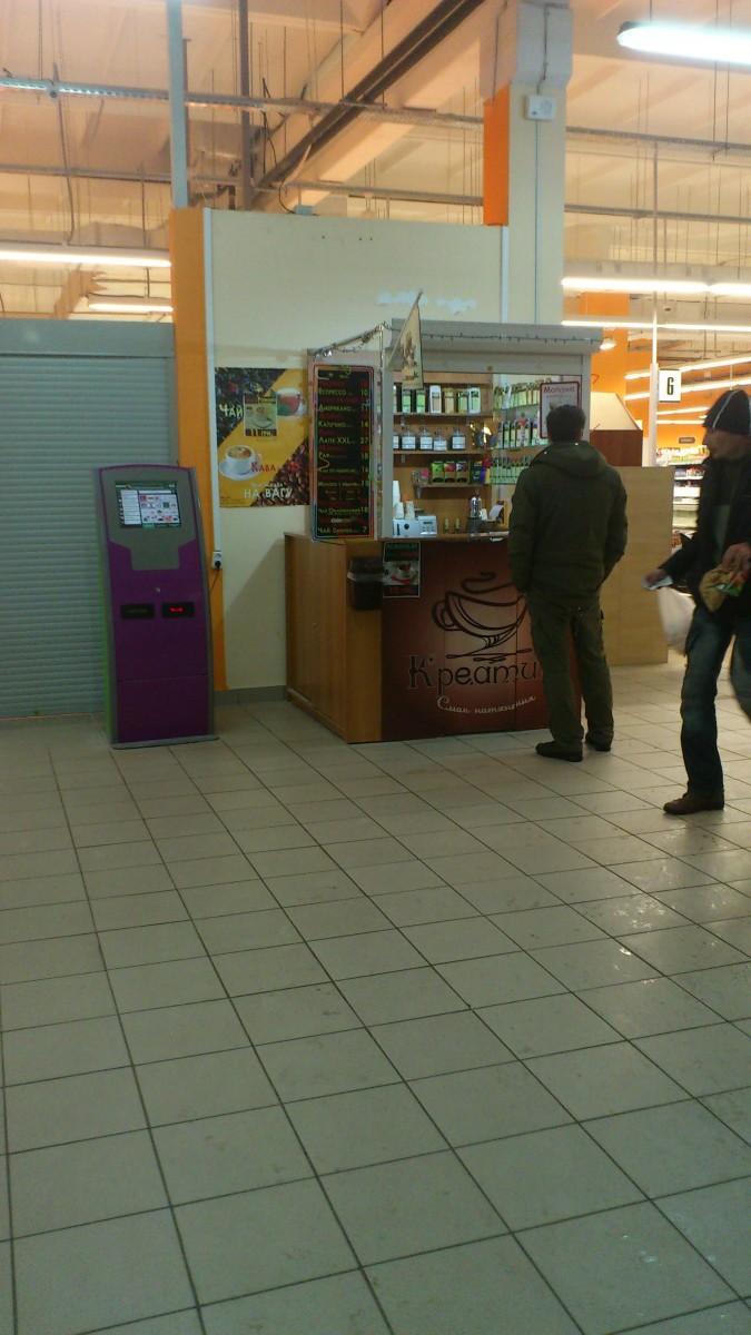 Кофейня, действующий бизнес