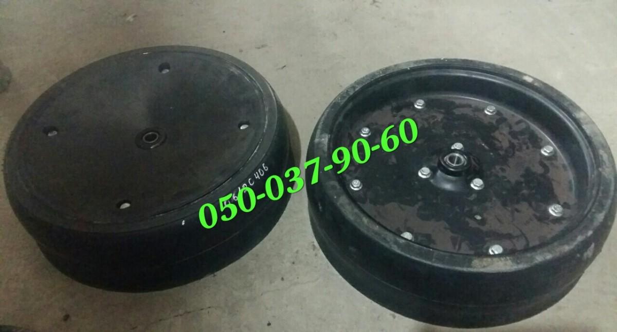 Колесо контроля глубины сеялки Gaspardo F06120090R (зам.G15223870) В наличии любые колеса и бандажи прикатки сеялок гаспардо